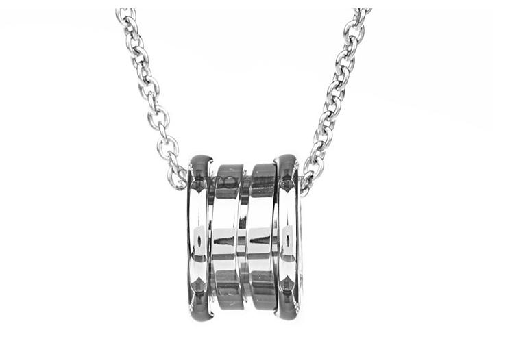 宝格丽项链哪款最好看?宝格丽弹簧女士项链专柜价格?