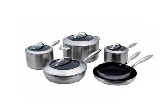 不粘炒锅什么牌子好?丹麦Scanpan中式炒锅有什么优缺点?