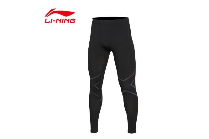 李宁运动裤2017年新款?李宁LiNing牌反光运动裤舒适吗?