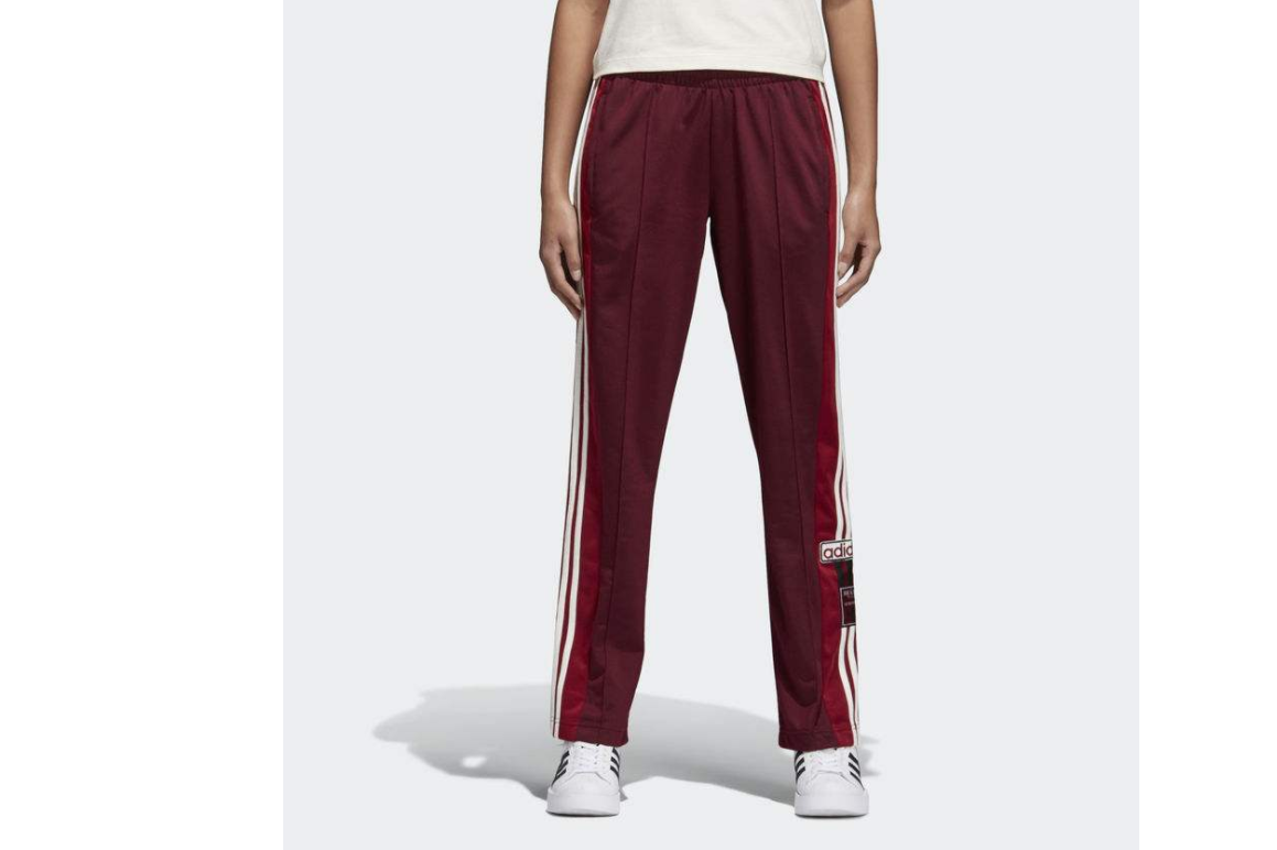 Adidas运动裤推荐?Adidas adibreak撕扣运动裤显腿长吗?