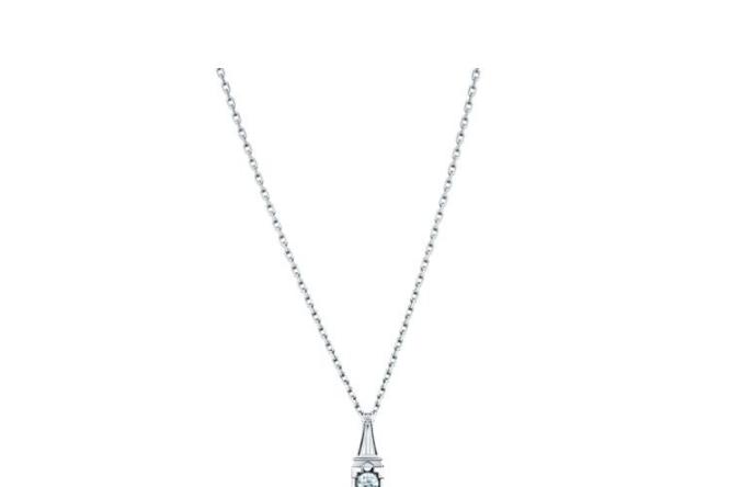 钻石项链什么牌子好?Messika MOVE系列钻石项链多少钱?