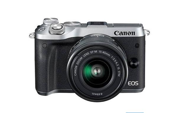 佳能那款相机性价比高?佳能M6相机怎么样?