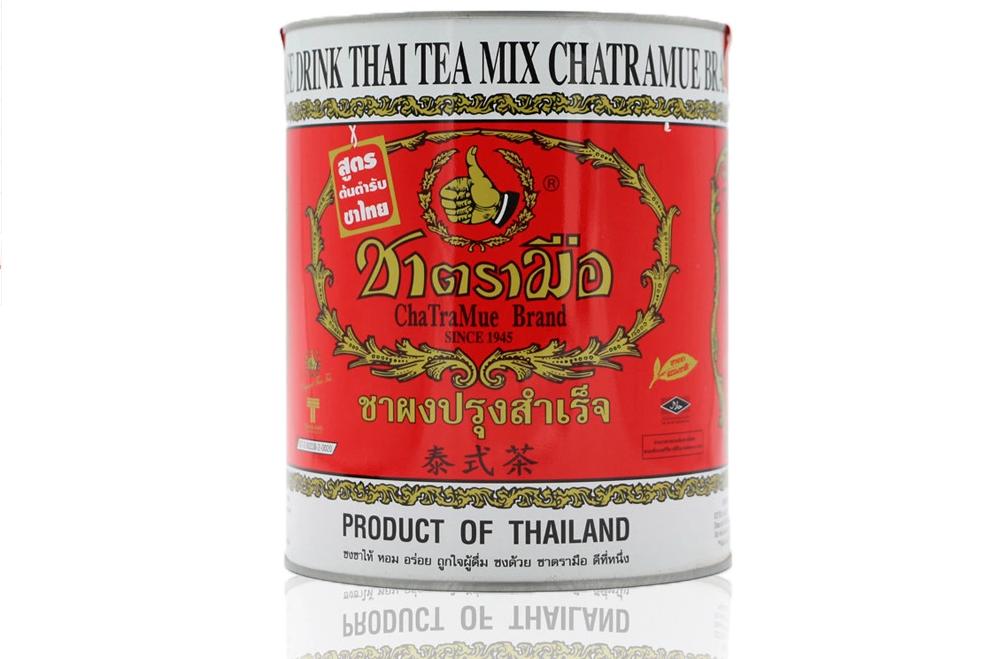 泰国茶叶好吗? 手标泰式茶冲饮方法?