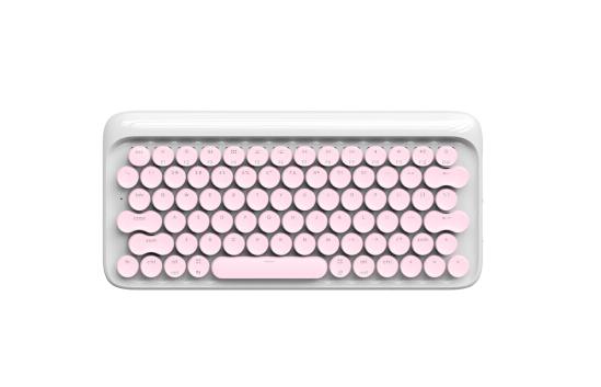 蓝牙机械键盘推荐?洛斐Dot蓝牙机械键好吗?