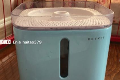 小佩宠物智能饮水机好用嘛?小佩宠物智能饮水机怎么样?
