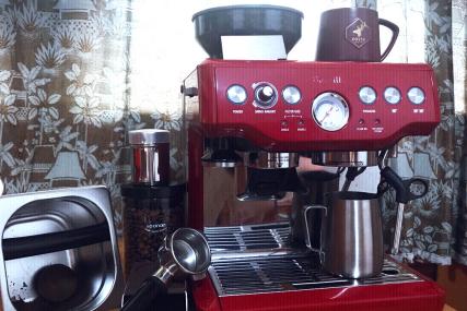 Breville铂富意式咖啡机多少钱?Breville铂富意式咖啡机好不好?
