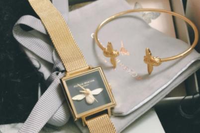 olivia burton手镯怎么样?可以和手表一起戴吗?
