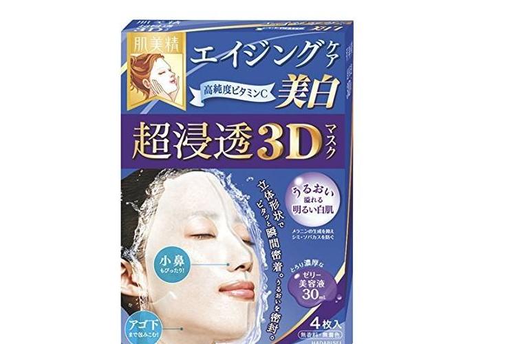 日本补水面膜哪个好?推荐几款?