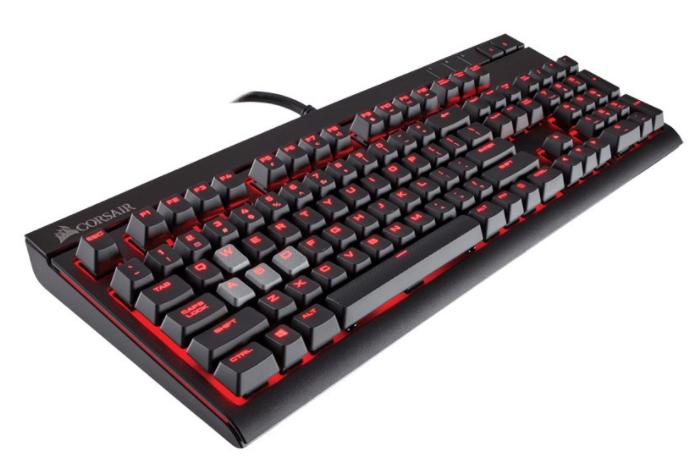 海盗船机械键盘知乎推荐?