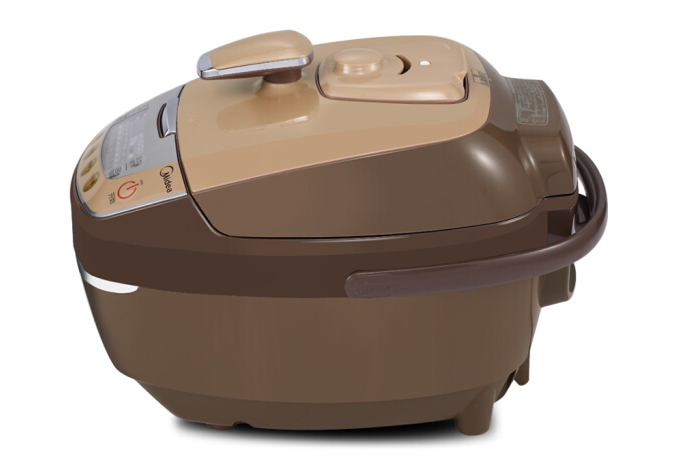 美的电高压锅如何?蒸米快吗?
