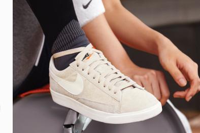 Nike Blazer球鞋好搭配吗?怎么搭配好看?