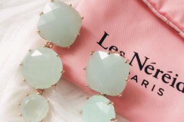 Les Nereides耳环价格?适合夏天戴吗?