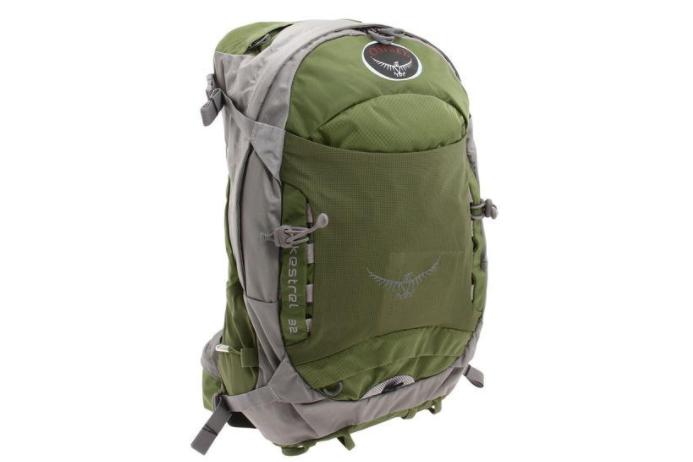 osprey背包推荐一下?