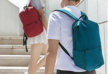 小米炫彩小背包怎么买?价格是多少?
