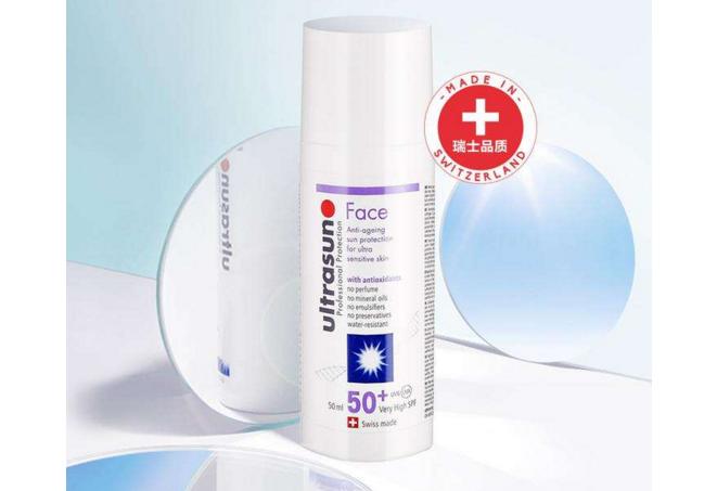 瑞士Ultrasun优佳面部防晒霜怎么样?优佳面部防晒霜使用感受?