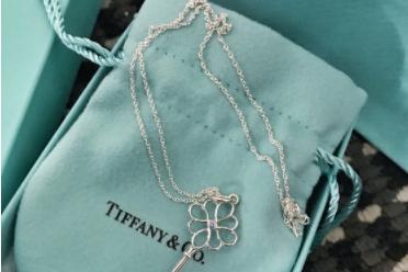 Tiffany蓝宝石中国结钥匙项链怎么样?价格多少?