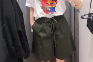 优衣库裙裤怎么样?显腿瘦吗?