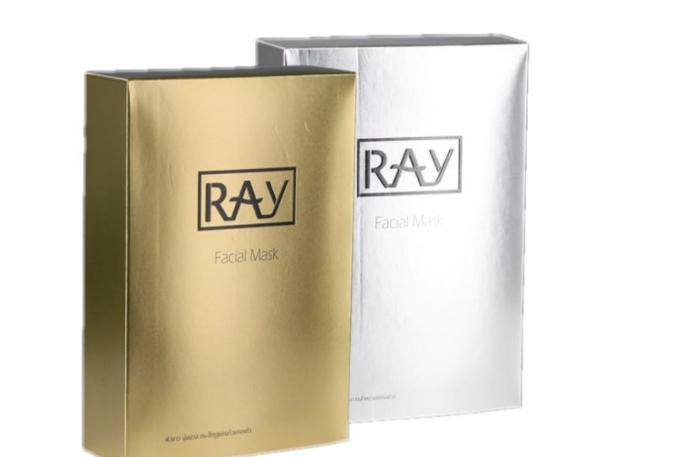 ray面膜有很多版本吗?哪款ray男士面膜好用?