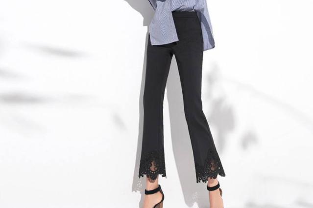 zara九分裤穿着舒服吗?穿上显腿直吗?
