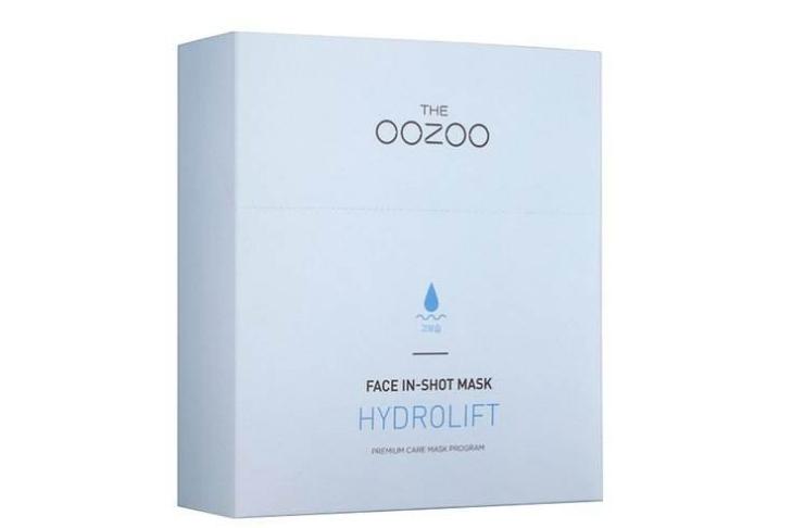 The OOZOO美白补水面膜图片?价格高吗?