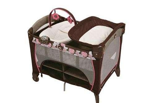 graco婴儿床怎么样?可以折叠吗?