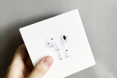 苹果的无线耳机AirPods性价比高吗?价格多少?