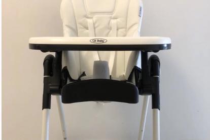 ch baby宝宝餐椅底座稳吗?能不能调节角度?