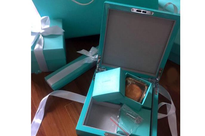 月饼盒图片?Tiffany月饼盒好看吗?