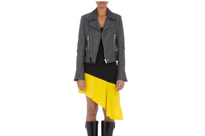 Balenciaga休闲外套穿着舒服吗?怎么穿好看?