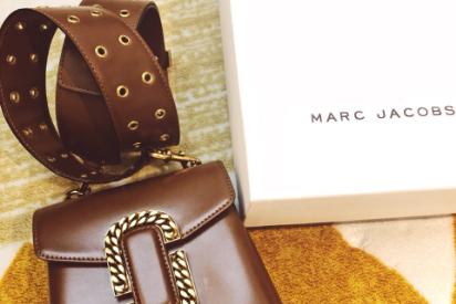 Marc Jacobs St.Marc包容量大吗?怎么搭配好看?