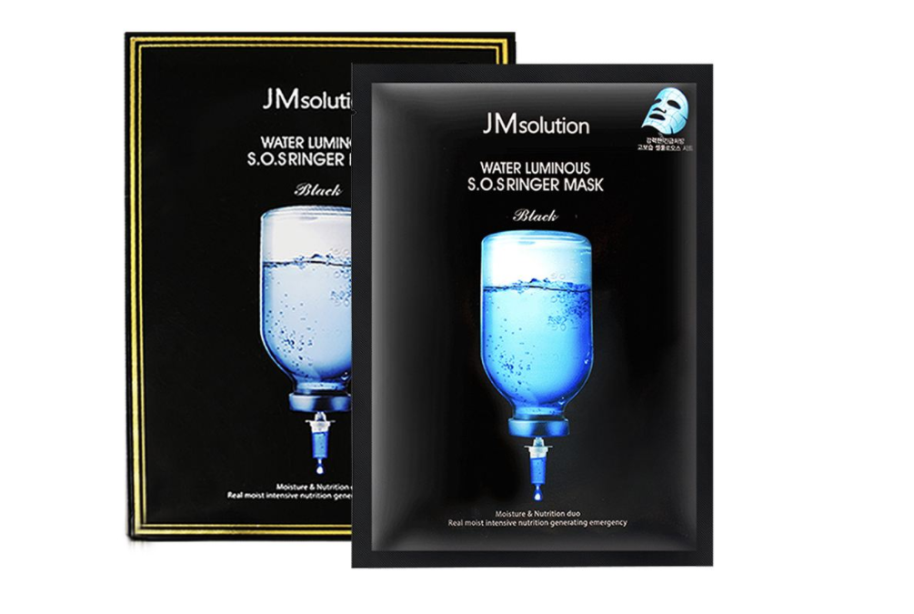 jm急救补水面膜用洗吗?可以作为晒后修复面膜用吗?
