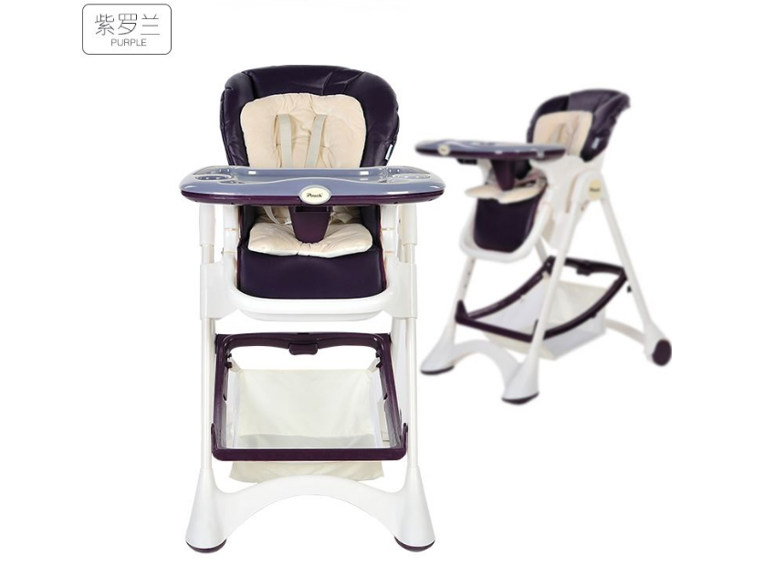 pouch的宝宝餐椅怎么拆?pouch餐椅k05和k06对比?