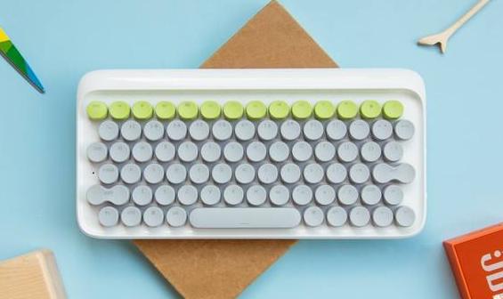 洛斐DOT圆点蓝牙机械键盘体验?怎么连接蓝牙?