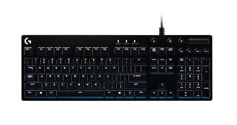 罗技键盘g610怎么样?罗技g610哪个轴更好?
