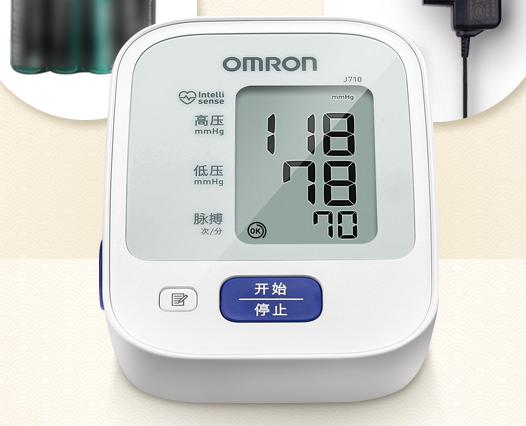 欧姆龙家用电子血压计哪款好?欧姆龙家用电子血压计怎么选?