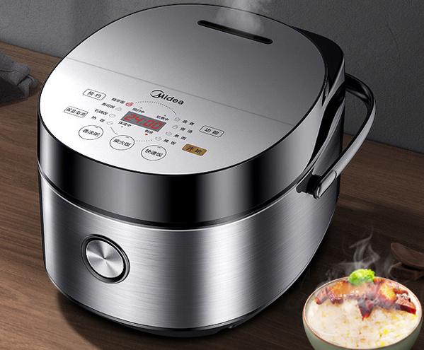 美的电饭煲怎么选?美的电饭煲哪款比较好?
