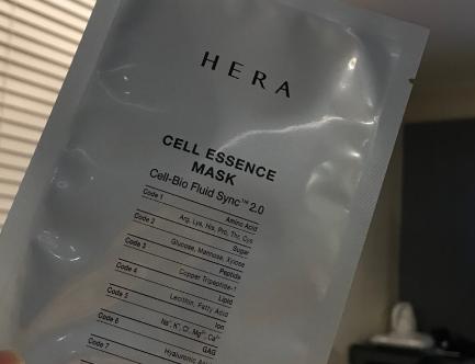 赫拉补水面膜怎么样?上使用感舒服吗?