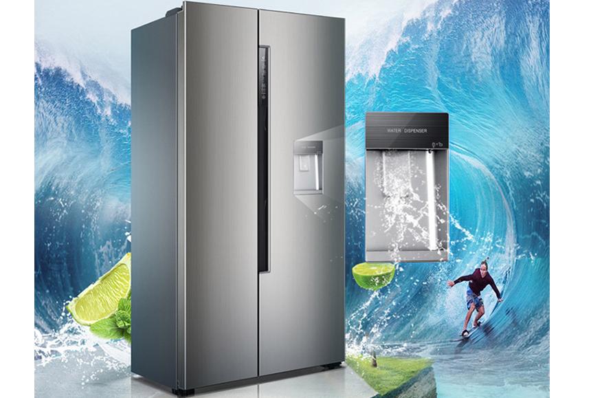 海尔对开门冰箱新款?海尔对开门冰箱值得购买吗?
