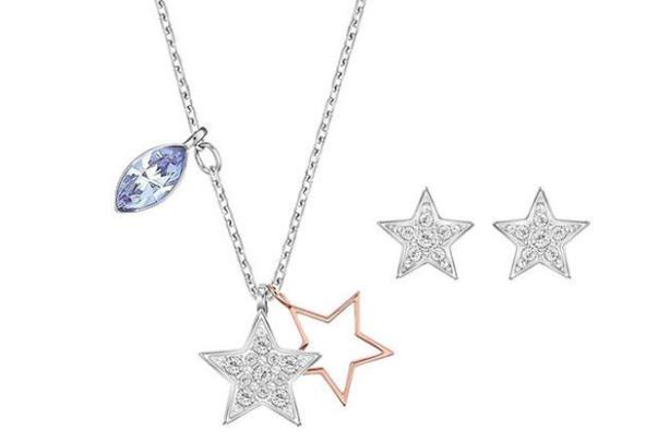 施华洛世奇星星项链?谁能介绍一下?