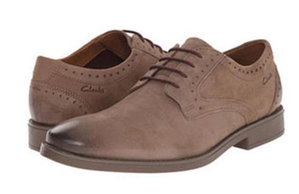 clarks牛津鞋如何?穿着舒服吗?