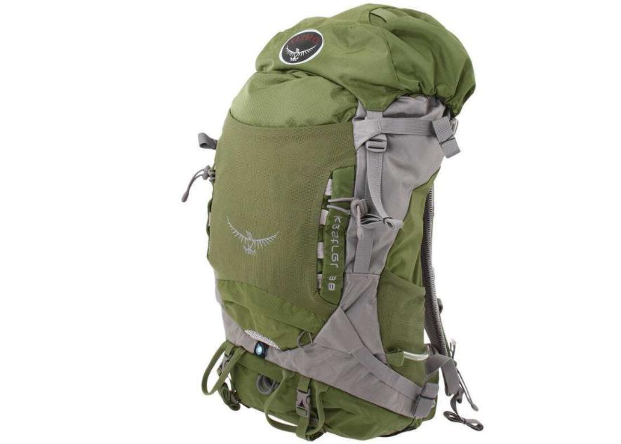 osprey户外背包优点?谁能介绍一下?