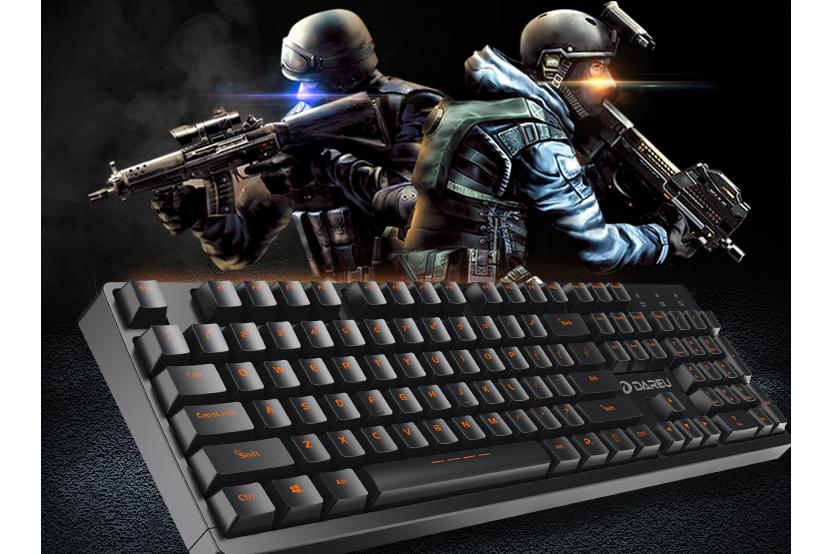 达尔优键盘好吗?达尔优机械键盘怎么样?