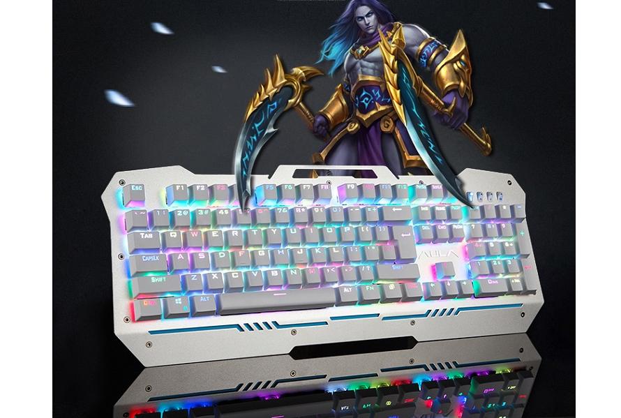 狼蛛机械键盘好吗?狼蛛键盘值不值得购买?