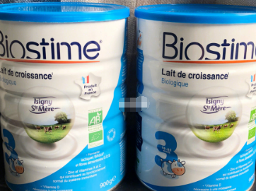 合生元法国版有机奶粉如何?粉质细腻吗?
