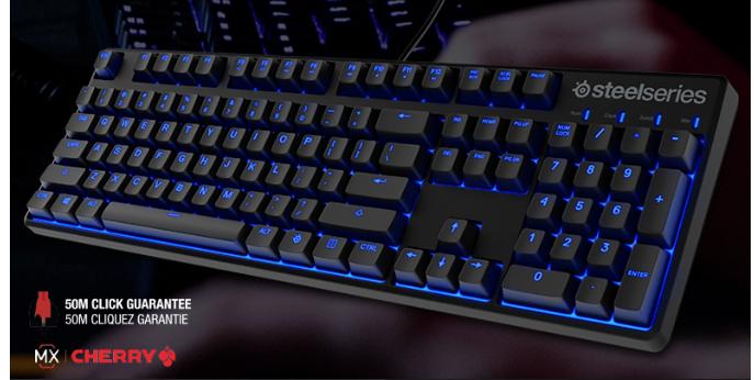 赛睿键盘防水吗?赛睿(SteelSeries)机械键盘怎么样?