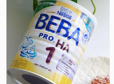 雀巢BEBA HA婴幼儿奶粉如何?宝宝易吸收吗?