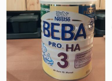 雀巢BEBA HA婴儿奶粉推荐吗?营养好吗?