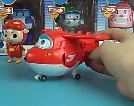 超级飞侠玩具之--乐迪开箱晒物 墙裂种草
