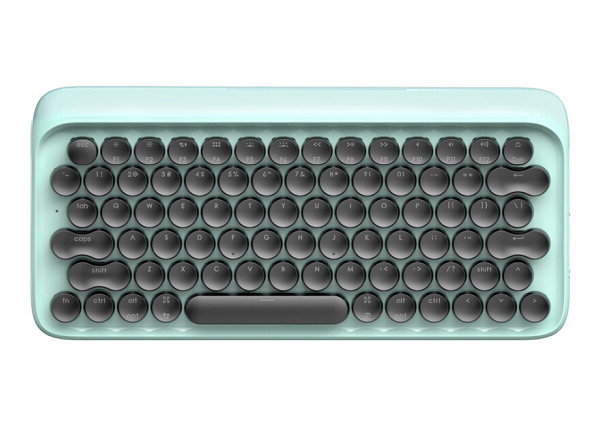 洛斐DOT圆点蓝牙机械键盘体验?颜值高吗?