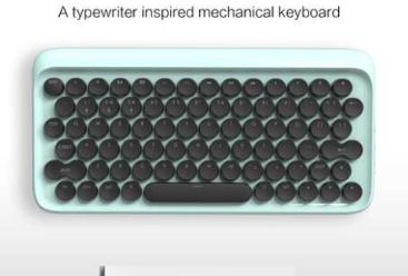 洛斐键盘如何?洛斐青轴机械键盘好用吗?